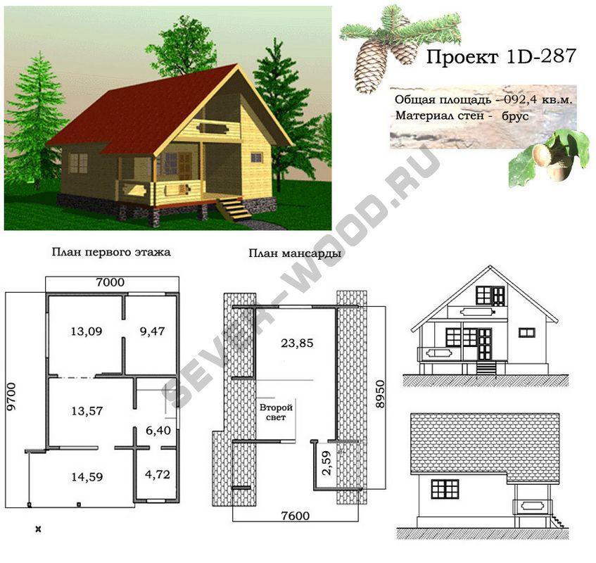 подключение вашему проект домов до 100 кв десять лет